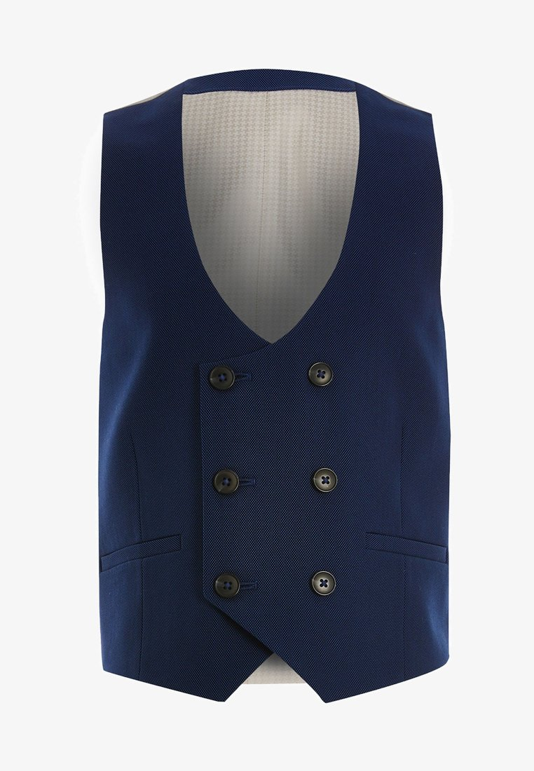 River Island - Suit waistcoat - blue