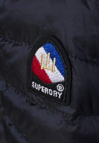 Superdry - CORE PADDED JACKET - Down jacket - eclipse navy - 3