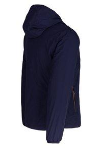 K-Way - MICRO RIPSTOP MARMOTTA - Outdoor jacket - blue maritime-blue depht - 1