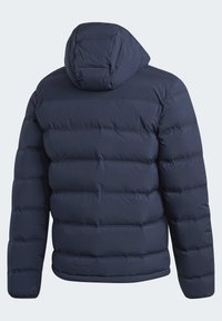 adidas Performance - HELIONIC SOFT HOODED DOWN JACKET - Down jacket - blue - 11