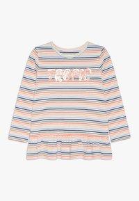 Staccato - STREIFEN TUNIKA KID - Long sleeved top - neon peach - 0