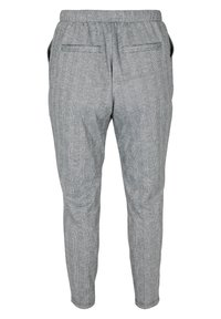 Zizzi - MIT TASCHEN - Trousers - grey - 2