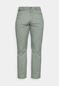 Wrangler - TEXAS - Straight leg jeans - wreath green - 4