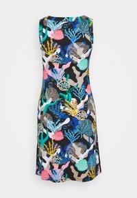 Marc Cain - Jersey dress - blue - 1
