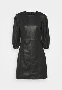 Deadwood - UFFIE DRESS - Day dress - black - 4
