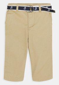 Polo Ralph Lauren - PANT SET - Pantalon classique - navy/multi - 2