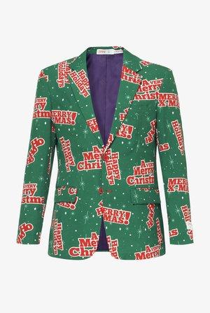 HAPPY HOLIDUDE SET - Suit - dark green