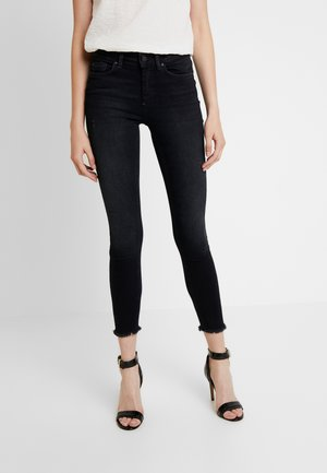 ONLBLUSH - Jeans Skinny - black denim