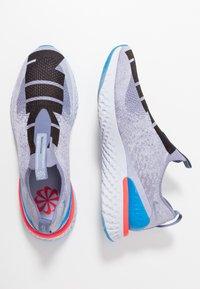 Nike Performance - EPIC PHANTOM REACT - Neutrala löparskor - indigo fog/black/ghost/stellar indigo - 1
