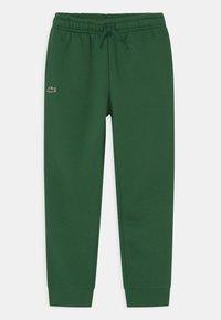 Lacoste Sport - UNISEX - Teplákové kalhoty - green - 0
