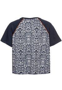 Hummel - Print T-shirt - blue nights - 1