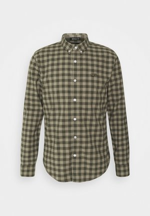 SOLIDS - Shirt - olive