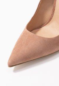 Steve Madden - DAISIE - High heels - tan - 2