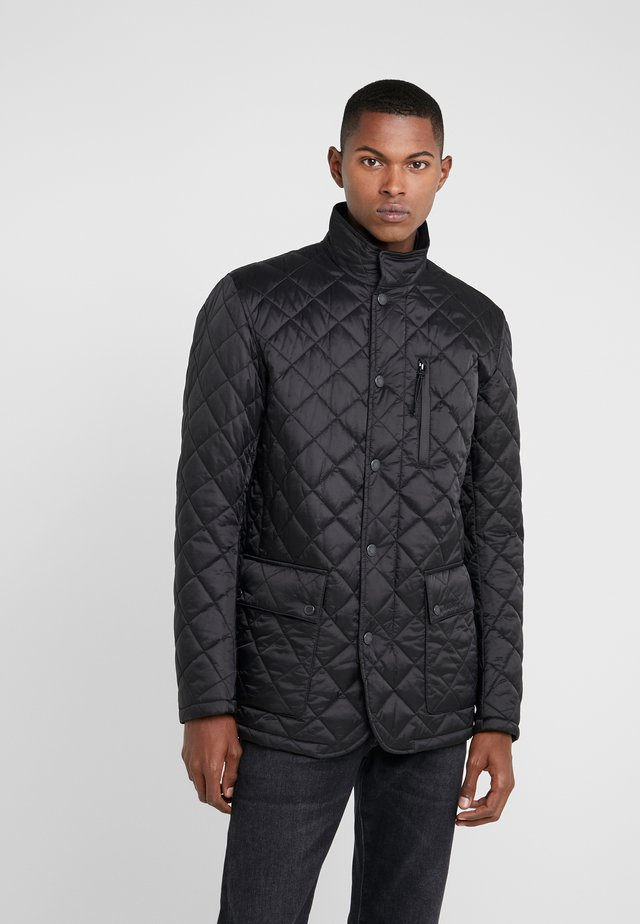 VENDE QUILT - Light jacket - black