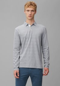 Marc O'Polo - Polo shirt - multi/ winter sky - 0