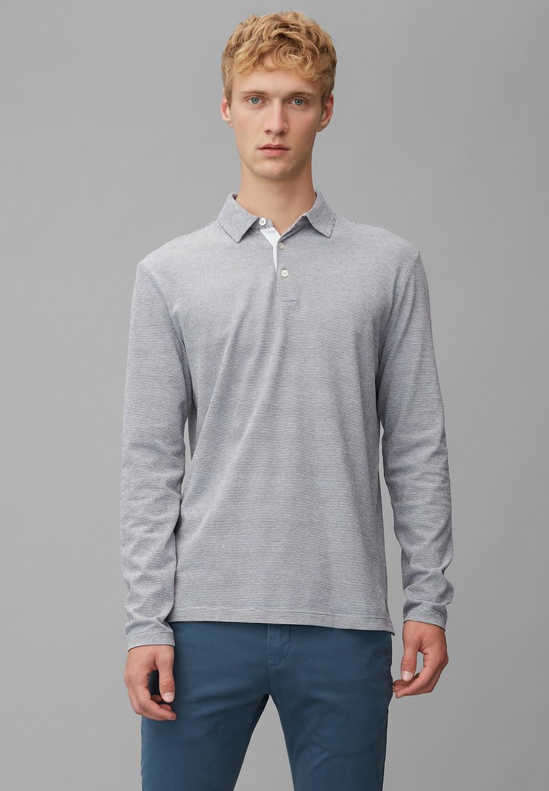 Marc O'Polo - Polo shirt - multi/ winter sky