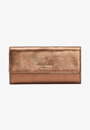 MERYL METALLIC TALIA GROSSE  - Wallet - metallic copper