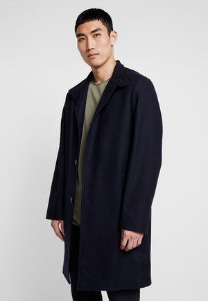 BLEND FUNNEL COAT - Classic coat - blue