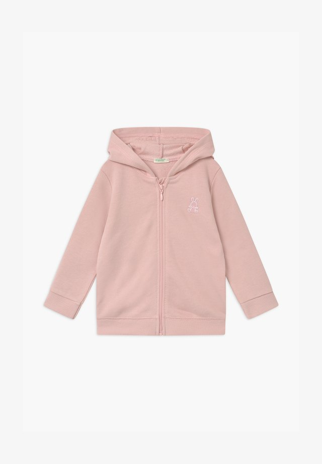 HOOD - Bluza rozpinana - pink