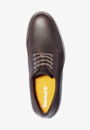 STORMBUCKS PT OXFORD - Zapatos con cordones - dk brown full grain