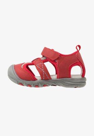 SALT UNISEX - Walking sandals - red
