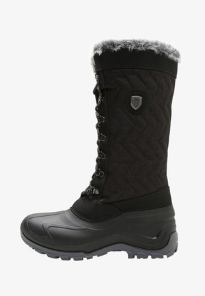 NIETOS - Winter boots - nero melange
