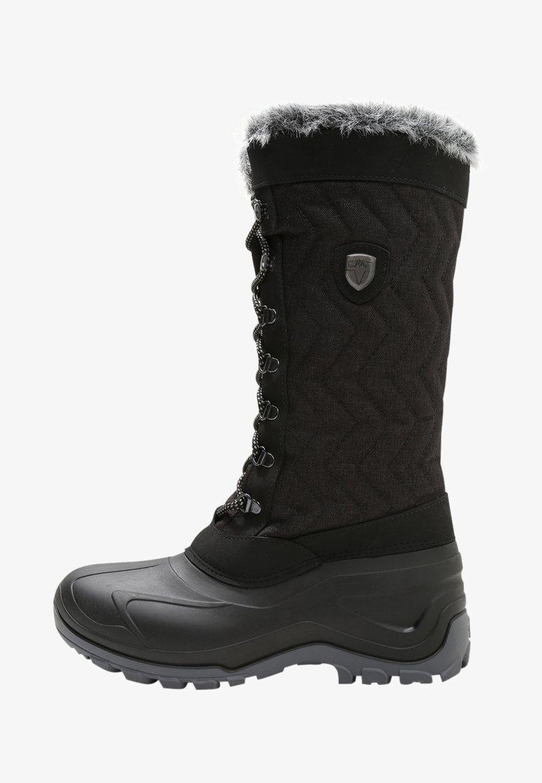 CMP - NIETOS - Zimní obuv - nero melange
