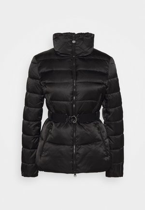BOMBER JACKET - Winterjacke - black