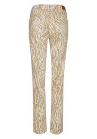 Angels - Straight leg jeans - hellbraun - 5
