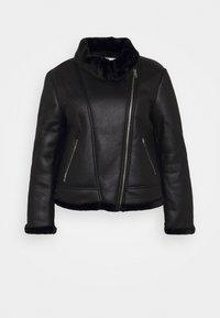 ENTRY AVIAT - Winter jacket - black