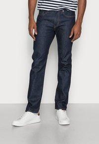 Levi's® Made & Crafted - LMC 502™ REGULAR TAPER - Straight leg jeans - lmc resin rinse stretch - 0