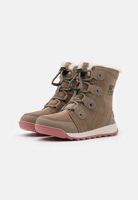 Sorel - YOUTH WHITNEY II - Winter boots - khaki