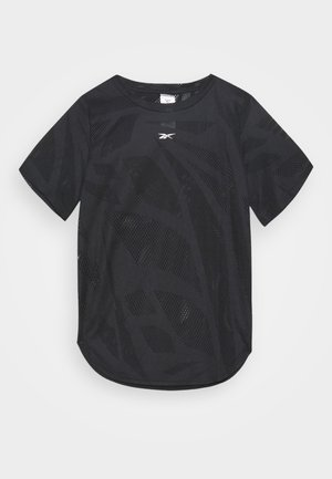 TEE - T-shirt basique - black