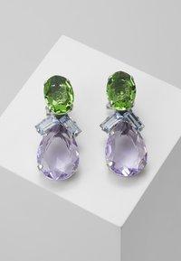 Radà - BEADED EARRINGS - Earrings - green - 0