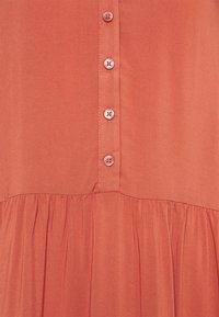 b.young - BYMMJOELLA DRESS - Vestito estivo - etruscan red - 2