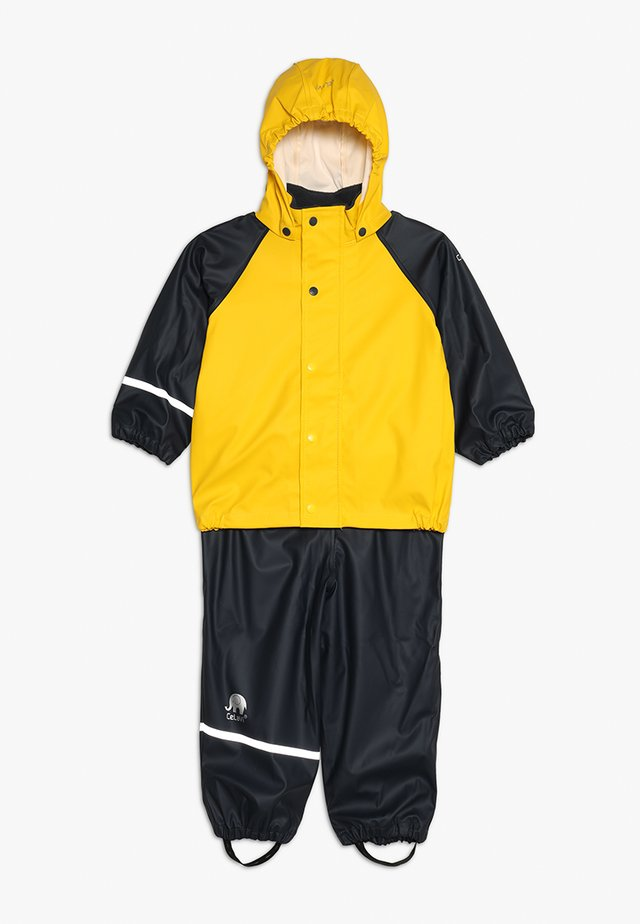 RAINWEAR MIX SET - Sadetakki - yellow