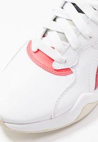 Puma - NOVA POP  - Trainers - white/bubblegum/ignite pink - 2