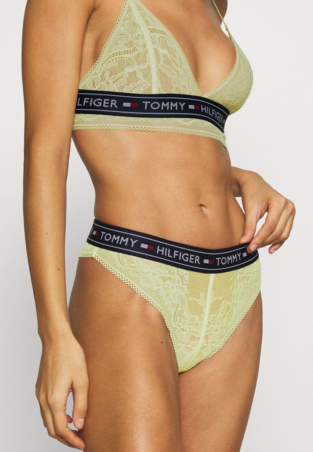 AUTHENTIC THONG - Stringi - elfin yellow