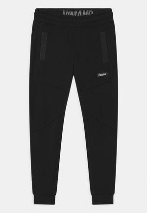 SANBO - Teplákové kalhoty - deep black