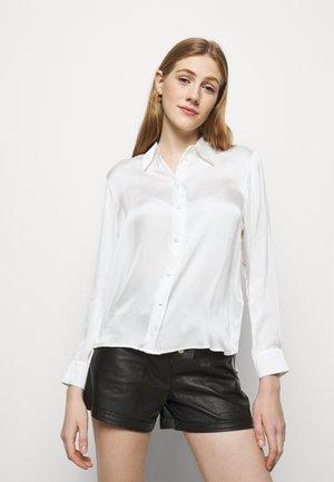 CECILY - Button-down blouse - blanc