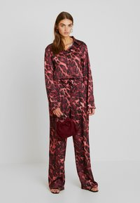 NGHTBRD - FOX  - Tuta jumpsuit - red river - 1