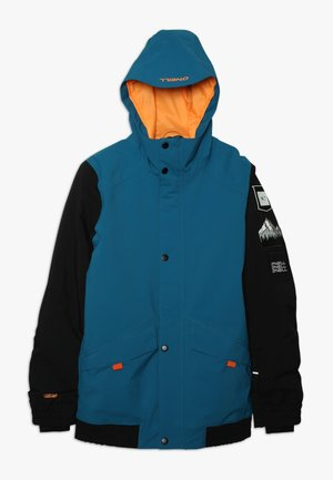 DECODE JACKET - Kurtka snowboardowa - seaport blue