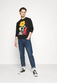 Obey Clothing - TRACES  - Jersey de punto - black multi - 1