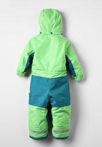 Kamik - LAZER - Snowsuit - lime/citron vert - 1