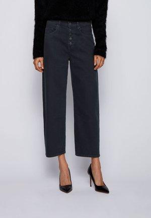 MODERN BARREL 1.0 - Straight leg jeans - dark blue
