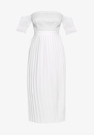 Cocktail dress / Party dress - optic white