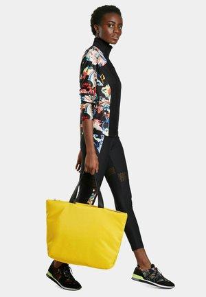 Tote bag - yellow