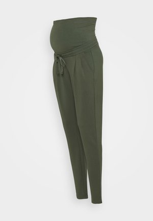 MLLIF PANTS - Trousers - thyme