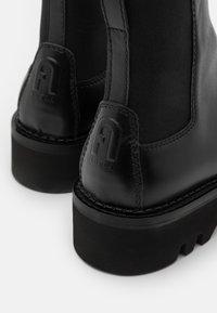 Furla - RITA CHELSEA BOOT - Platform ankle boots - nero - 6