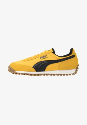 FAST RIDER - Sneakers basse - spectra yellow/whisper white